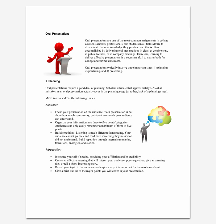 Powerpoint Presentation Outline Template New Presentation Outline Template 19 formats for Ppt Word