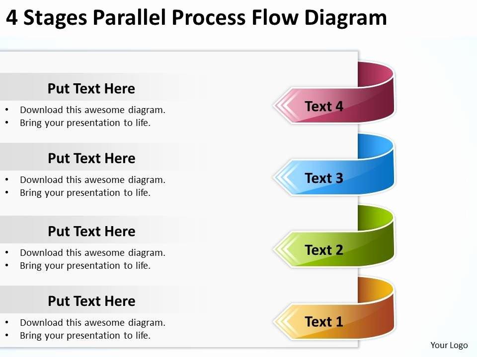 Powerpoint Process Flow Template Luxury Business Analysis Diagrams Process Flow Powerpoint