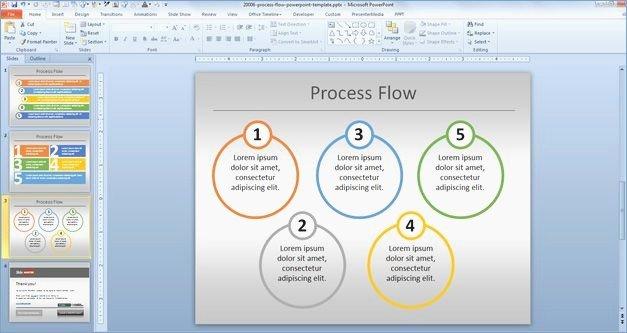 Powerpoint Process Flow Template Unique Free Powerpoint Process Flow Templates – Sajtovi
