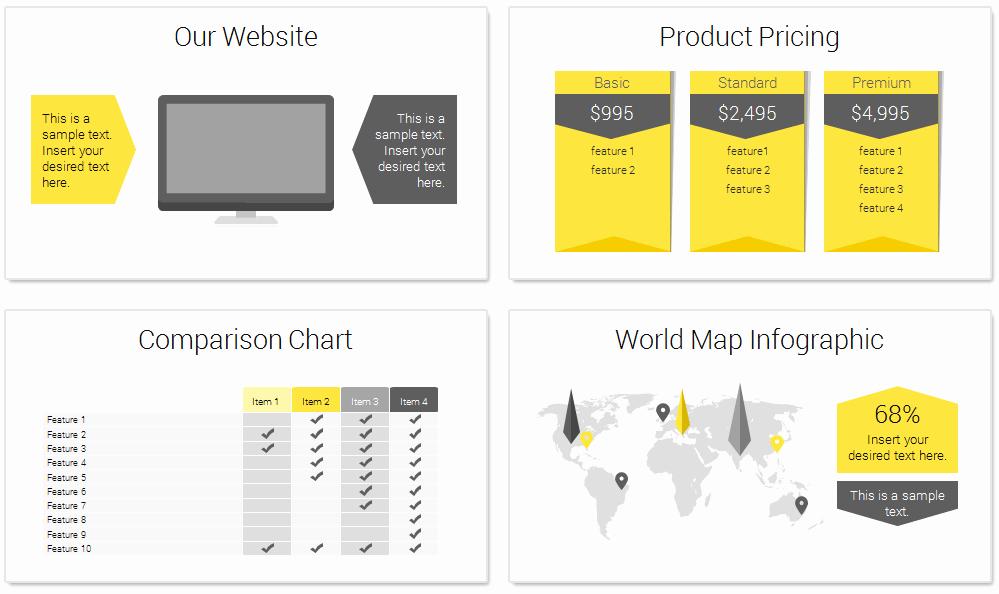 Ppt Business Plan Template Inspirational Modern Business Plan Powerpoint Template