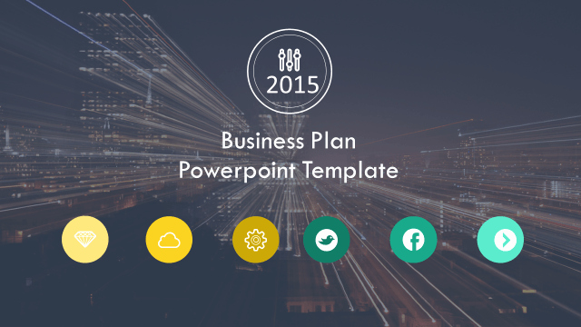 Ppt Business Plan Template Lovely 3 Year Business Plan Template Powerpoint