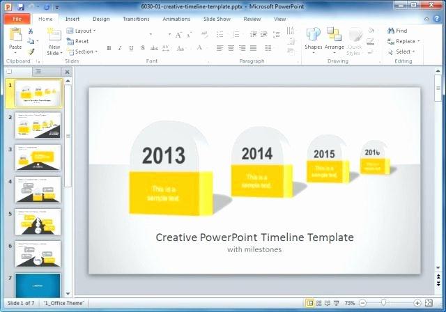 Ppt Gantt Chart Template Fresh Creative Timeline Template Powerpoint Gantt Chart