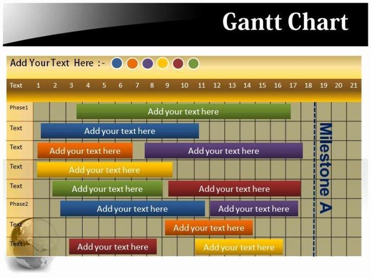 Ppt Gantt Chart Template Luxury Fice Timeline 1 Free Timeline Maker Gantt Chart Creator