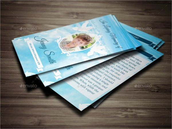 Prayer Card Template Free Best Of 15 Funeral Card Templates Free Psd Ai Eps format