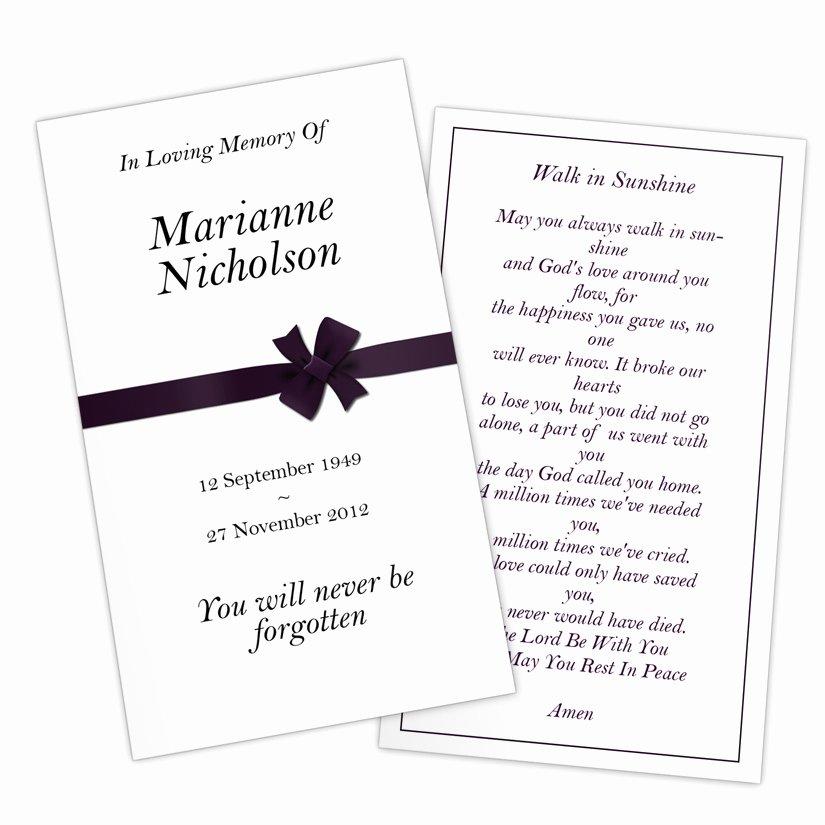 Prayer Card Template Free Fresh Free Memorial Prayer Cards Pokemon Go Search for Tips