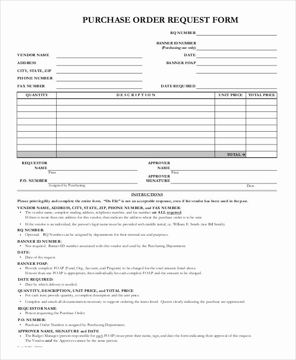 Pre order form Template Lovely 10 Sample order forms