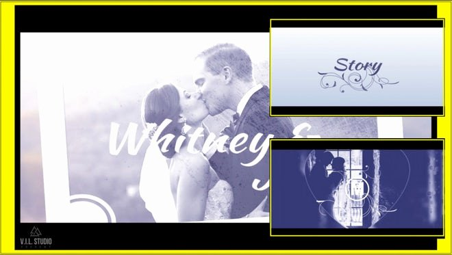 Premiere Pro Slideshow Template Lovely Wedding Titles Slideshow Premiere Pro Templates