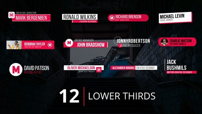 Premiere Pro Slideshow Template New Cards Slideshow Premiere Pro Templates