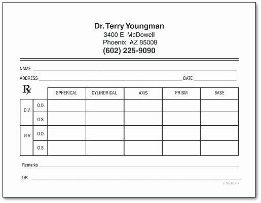 Prescription Pad Template Free Unique Prescription Pad Template Free Printable Timeline