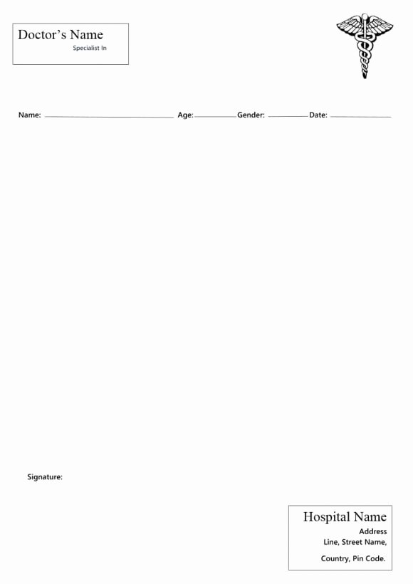 Prescription Template Microsoft Word Unique 32 Real & Fake Prescription Templates Printable Templates