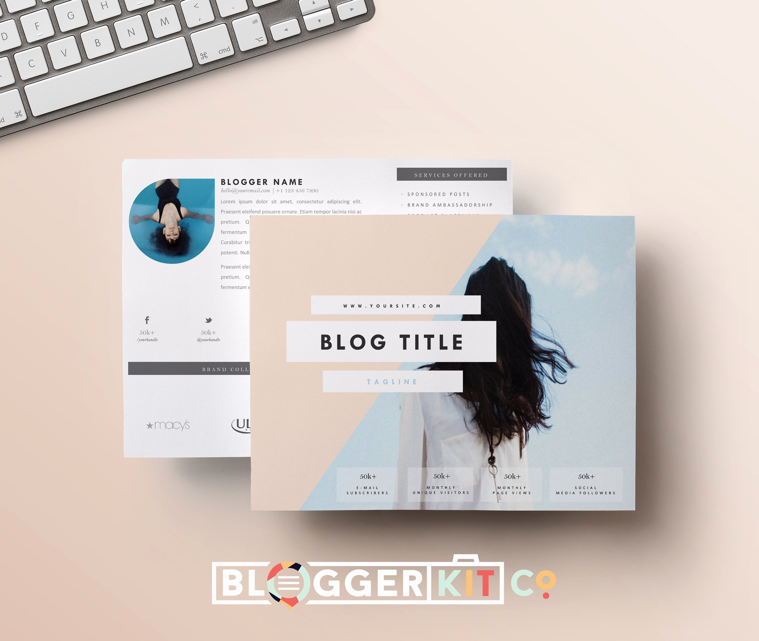 Press Kit Template Word Inspirational Live Freely Media Kit Template Ms Word