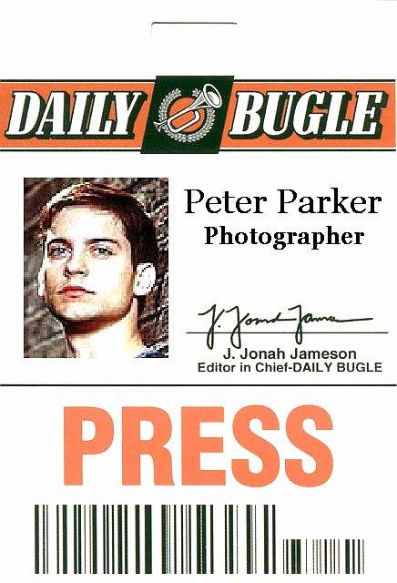 Press Pass Template Free New Press Pass Template