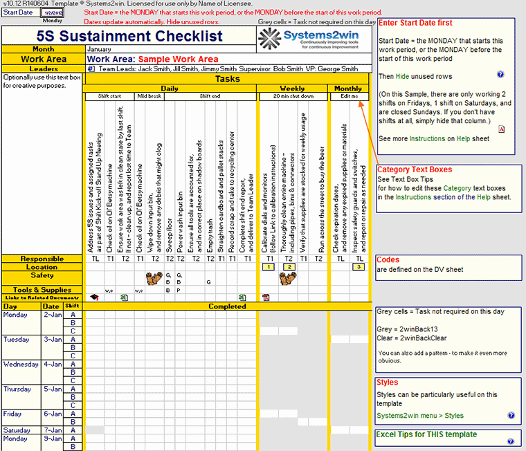 Preventative Maintenance Checklist Template Unique Free Preventive Maintenance Schedule Template