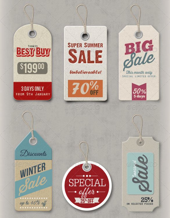 Price Tag Template Printable Lovely Price Tag Template – 24 Free Printable Vector Eps Psd