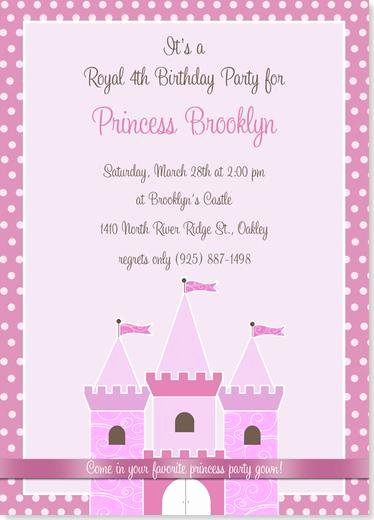 Princess Party Invitation Template Fresh Princess Birthday Quotes Quotesgram