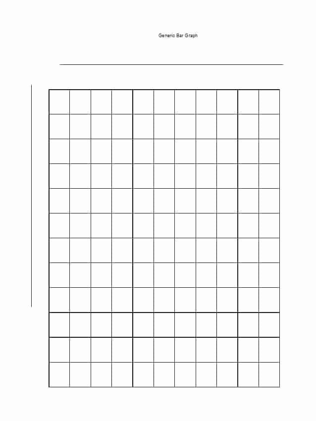 Printable Bar Graph Template Luxury 41 Blank Bar Graph Templates [bar Graph Worksheets]