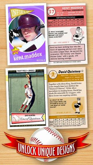 Printable Baseball Card Template Luxury Free Baseball Card Template — Create Personalized Sports