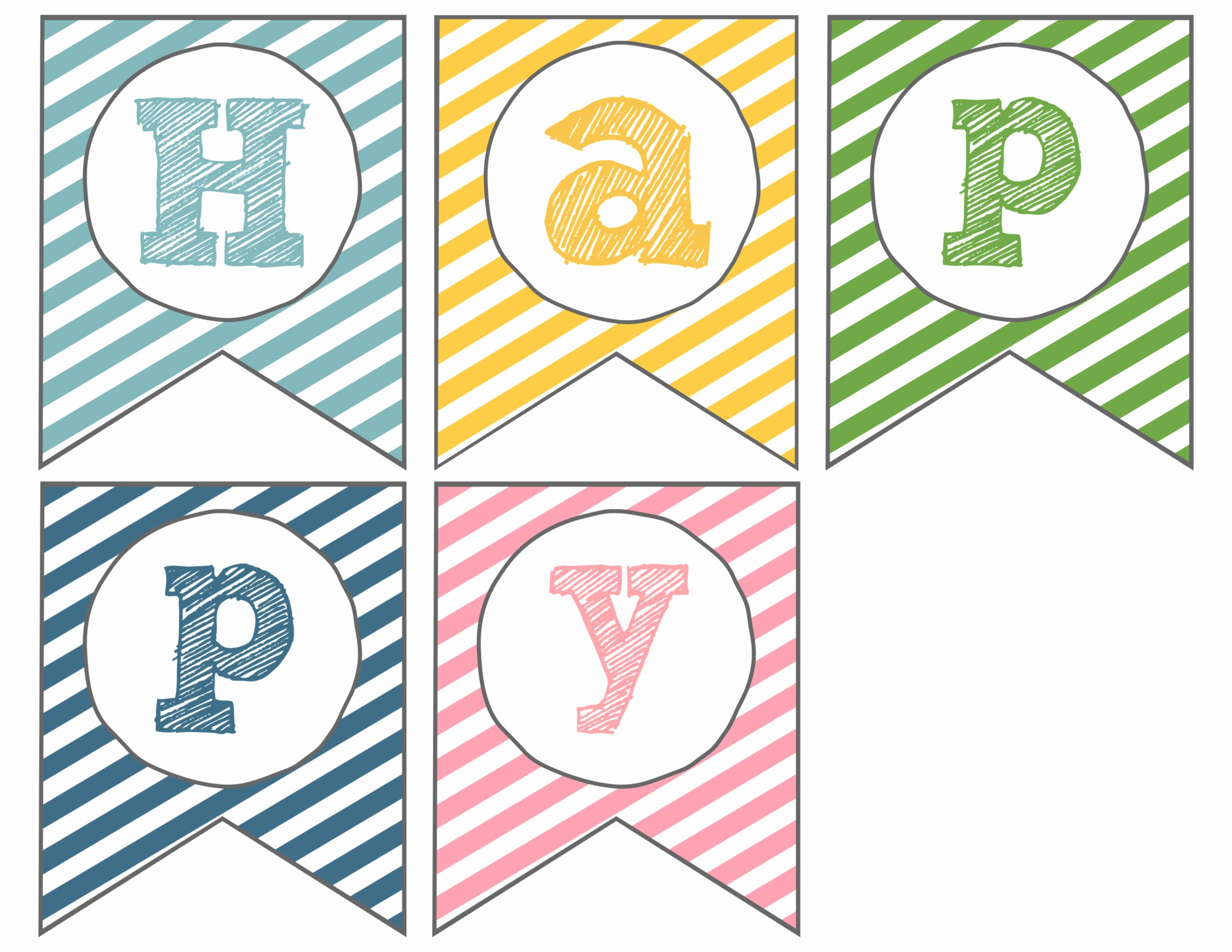 Printable Birthday Banner Template Inspirational Easter Banner Free Printable Happy Easter Paper Trail