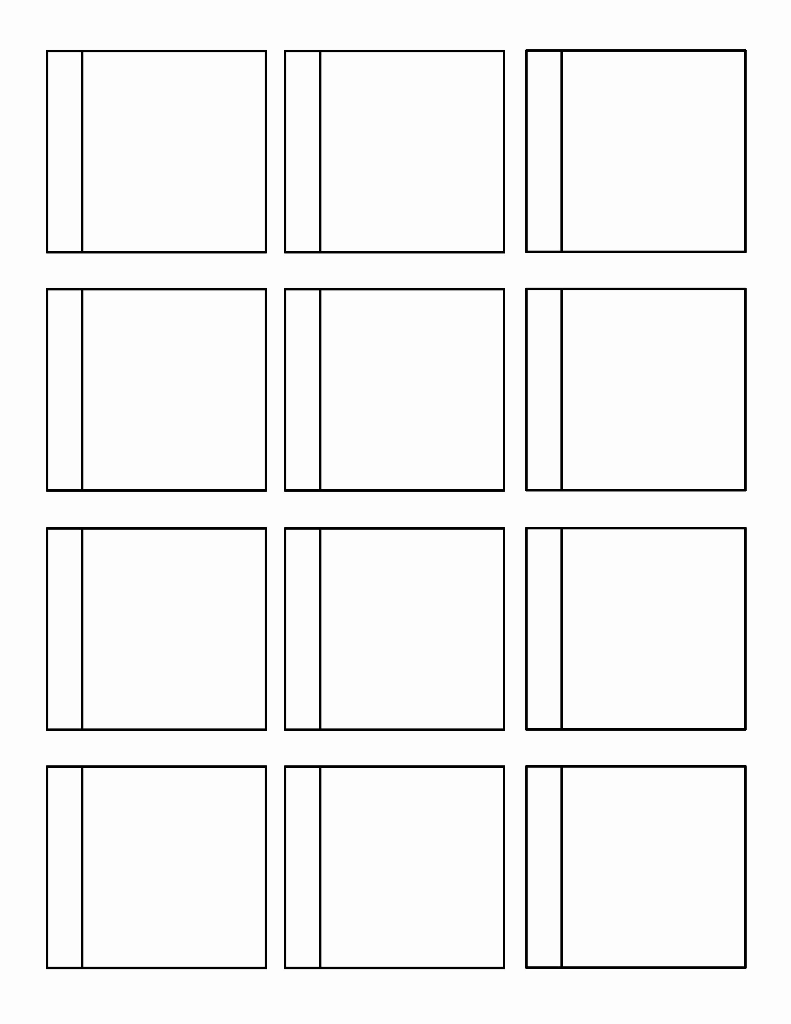 Printable Flip Book Template Inspirational Flip Book – Intro to Animation Lesson Life In Paint