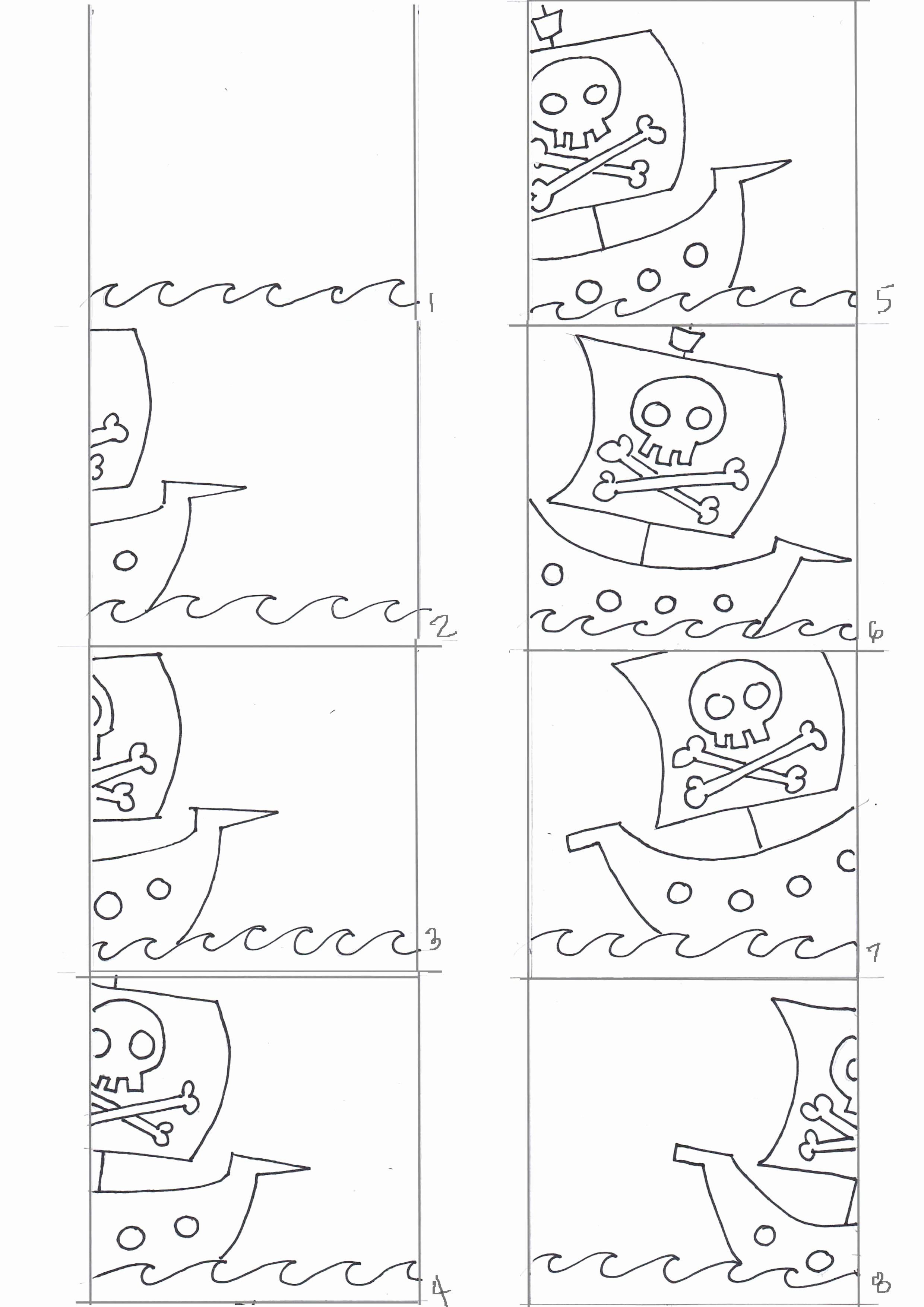 Printable Flip Book Template New Animation Flip Book Workshop