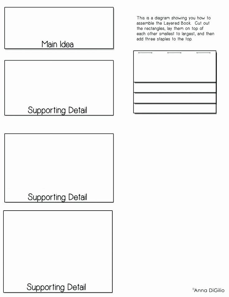 Printable Flip Book Template New Easy Frog and toad Ideas Activities Teach Junkie Life