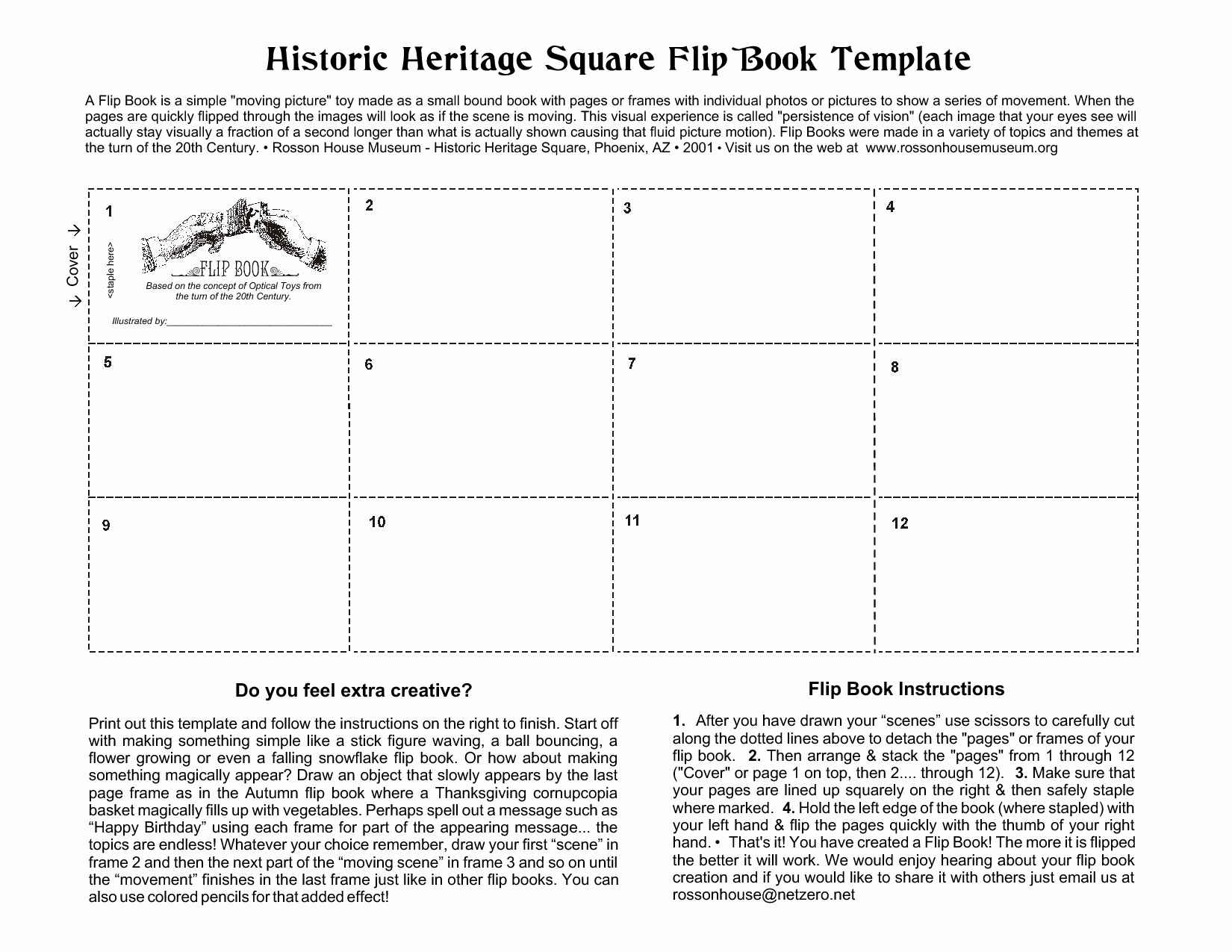 Printable Flip Book Template New Flip Book Template Beepmunk