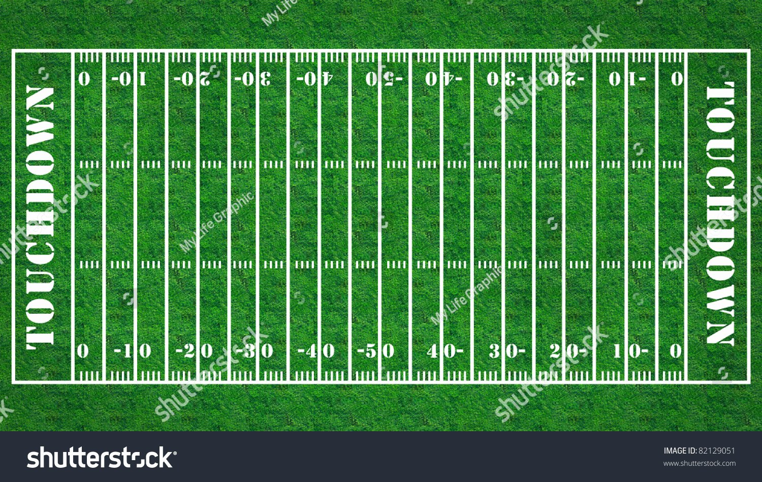 Printable Football Field Template Beautiful American Football Field with Grass Texture Background