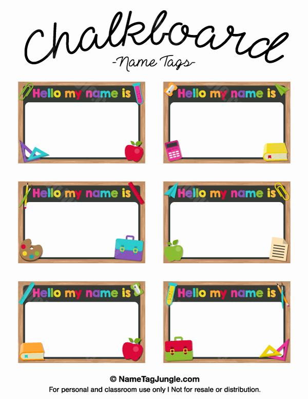 Printable Name Tag Template New Pin by Muse Printables On Name Tags at Nametagjungle