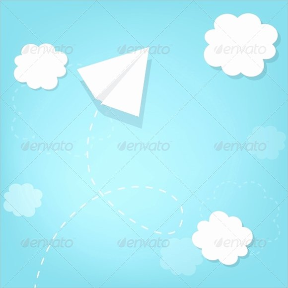 Printable Paper Airplane Template New 10 Paper Airplanes