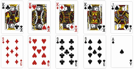Printable Playing Card Template Awesome Playing Card Vector Template