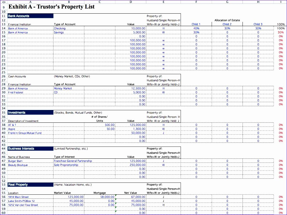 Probate Accounting Template Excel Beautiful 14 Excel Accounting Template Exceltemplates Exceltemplates