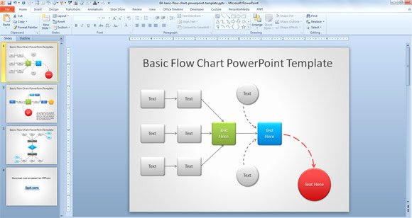 Process Map Template Powerpoint Best Of Ultimate Tips to Make attractive Flow Charts In Powerpoint