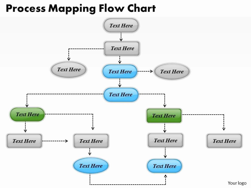 Process Map Template Ppt Elegant 1013 Busines Ppt Diagram Process Mapping Flow Chart