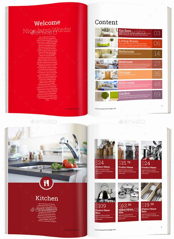 Product Catalog Template Word Fresh Product Catalog Template