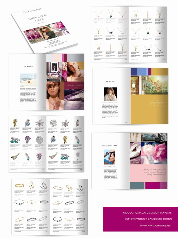 Product Catalog Template Word Luxury wholesale Product Catalog Template Shop Product