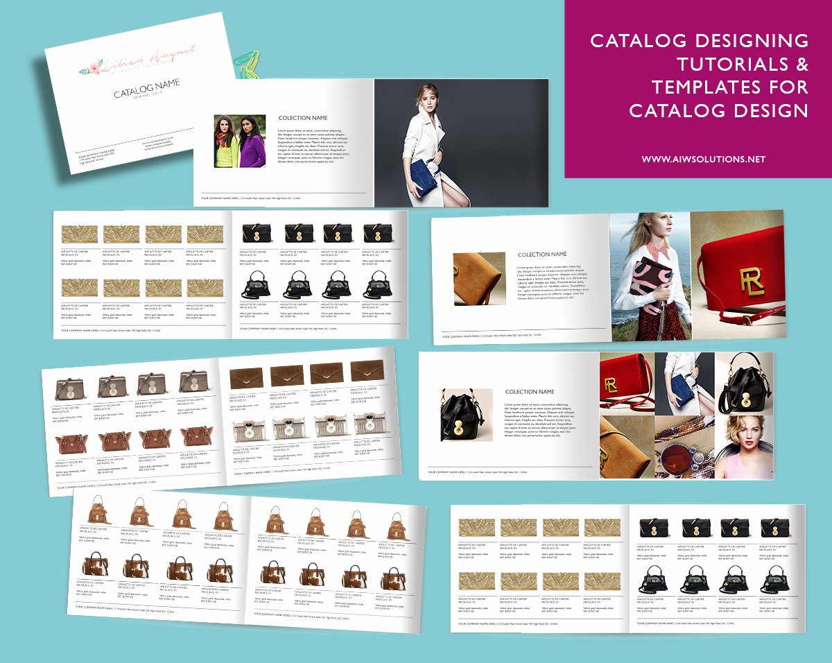 Product Catalogue Template Free Lovely How to Add Images to Indesign Catalog