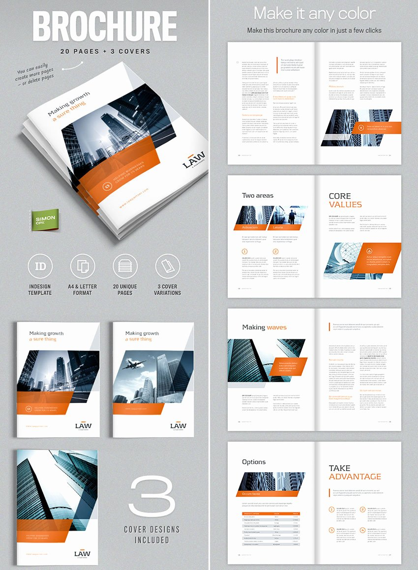 Product Catalogue Template Free New 20 Best Indesign Brochure Templates for Creative