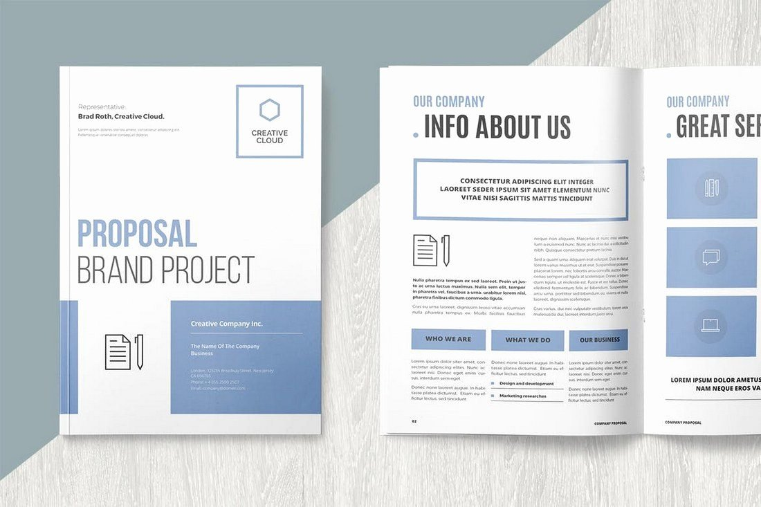 Product Catalogue Template Word Elegant 18 Catalogue Template Word