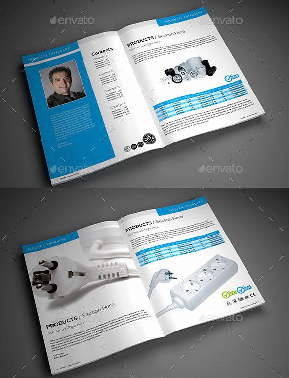 Product Catalogue Template Word Unique 58 Psd Catalogue Templates Psd Illustrator Eps