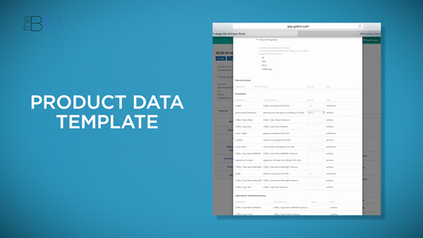 Product Data Sheet Template Awesome How Can Manufacturers Get Into Bim