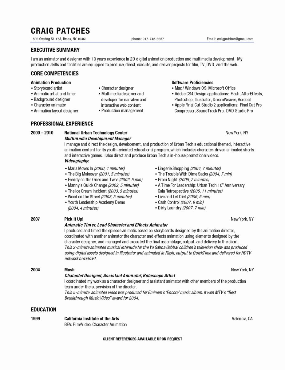 Product Manager Resume Template New 26 Product Manager Resumes Professional Template