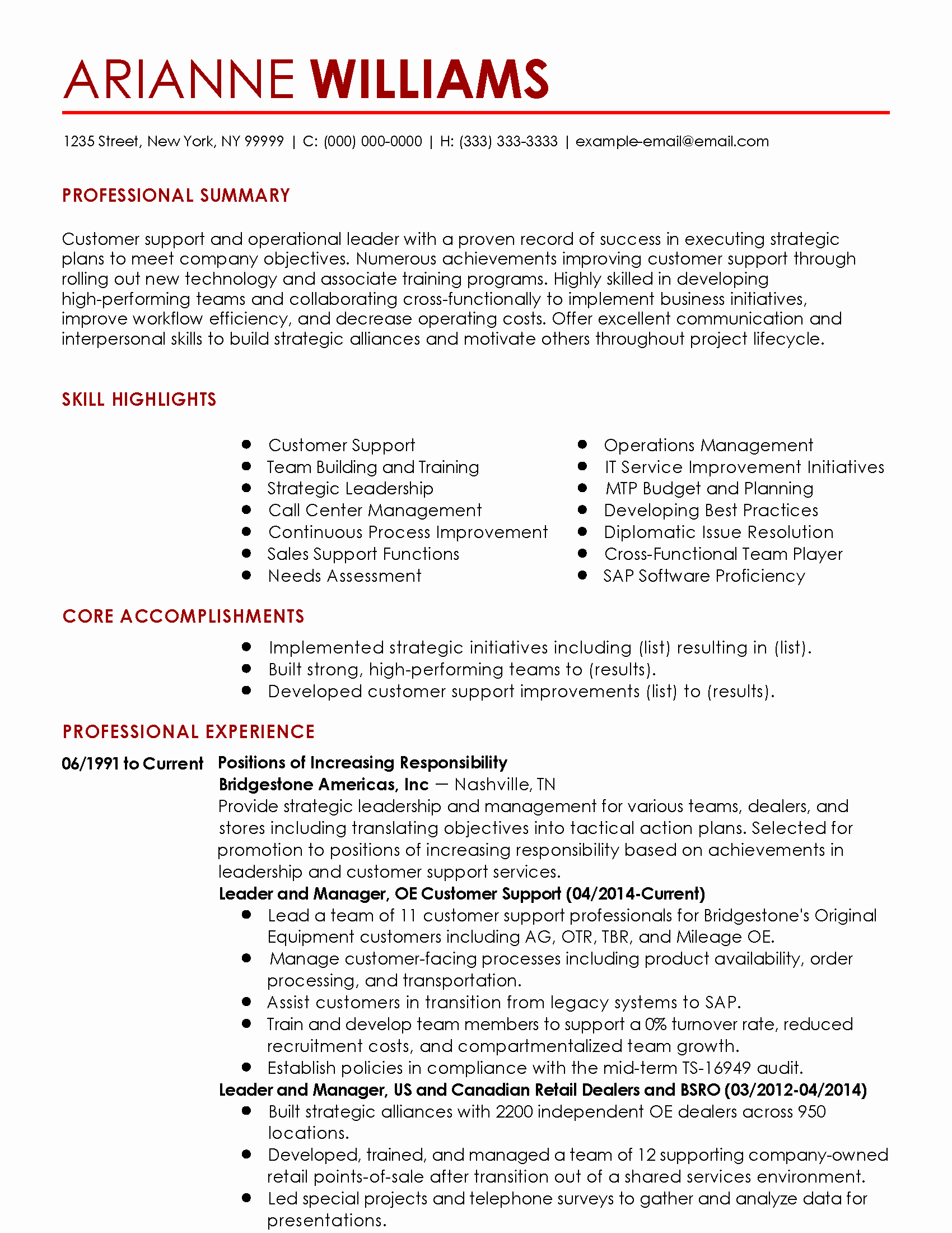 Product Manager Resume Template Unique Product Manager Resume Example Sidemcicek