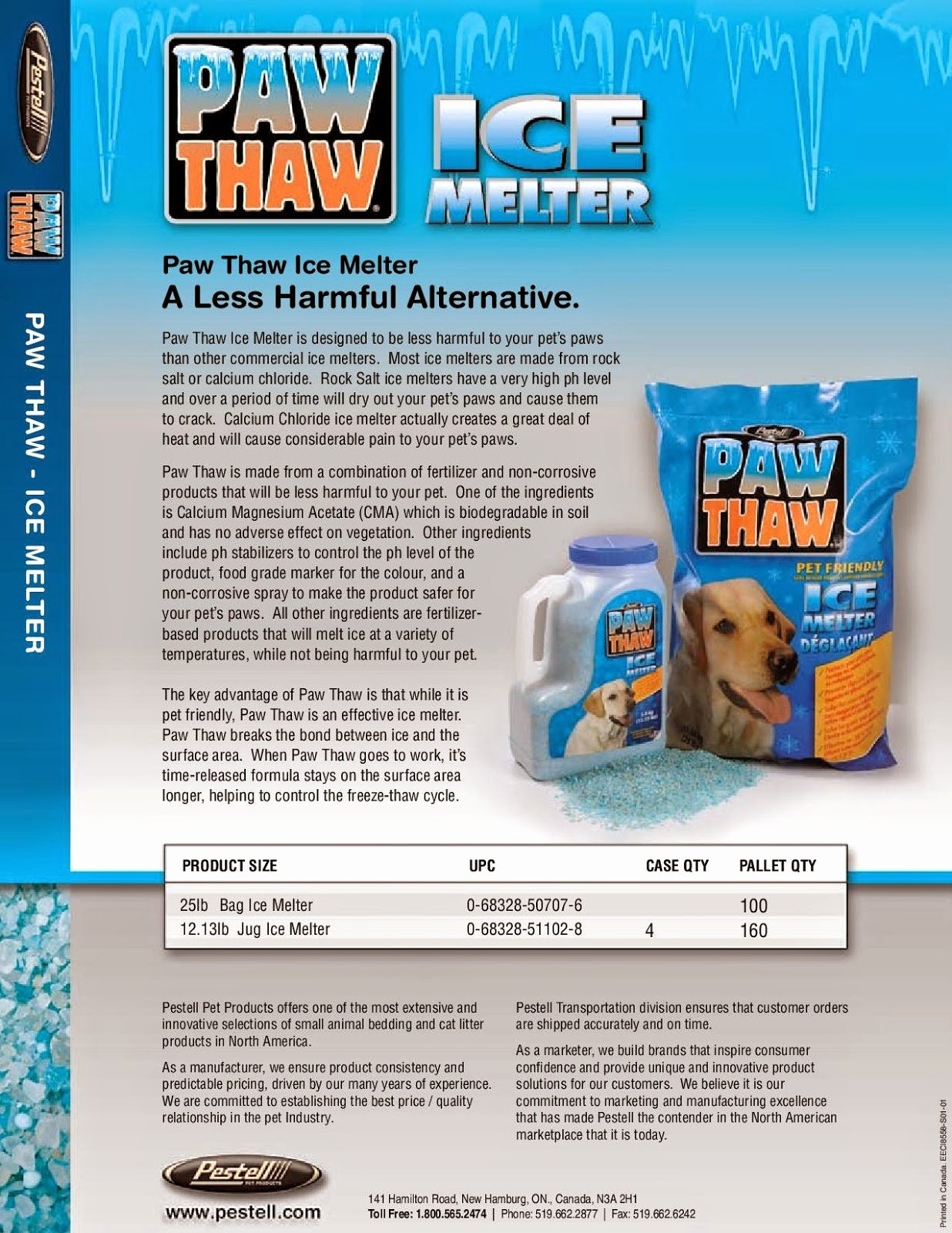 Product Sell Sheet Template New Pawsible Marketing Blog Create An Amazing Sell Sheet for