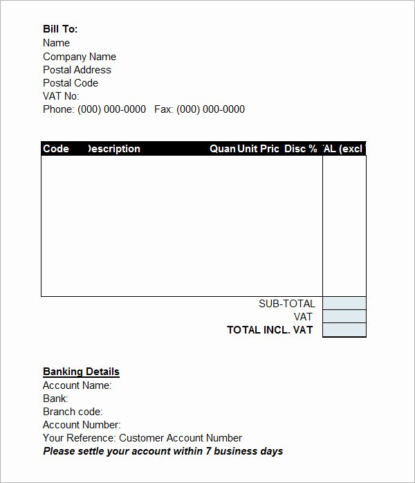 Proforma Invoice Template Excel Unique 15 Sample Proforma Invoice Template for Download