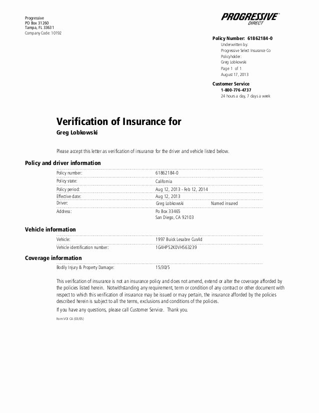 Progressive Insurance Card Template Fresh Full Coverage Auto Insurance Car Insurance Progressive
