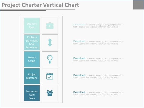 Project Charter Template Ppt Elegant Project Charter Powerpoint – Pontybistrogramercy