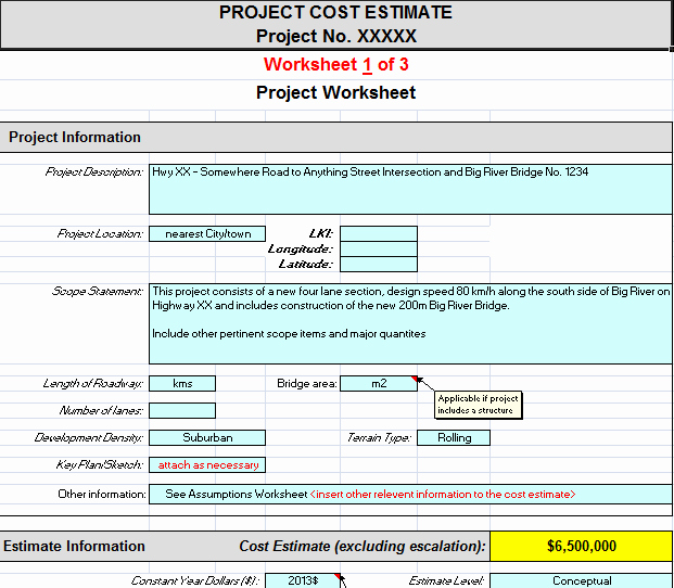 Project Cost Estimate Template Lovely Project Cost Estimating Spreadsheet for Contractors