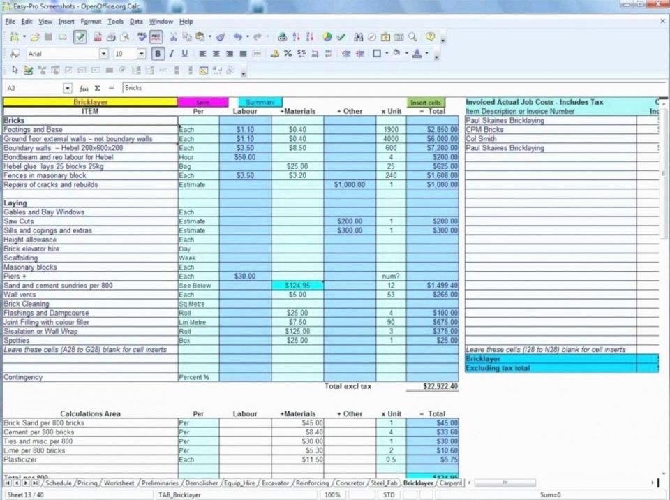 Project Cost Estimate Template New Home Remodel Template Ravishing Building Renovation