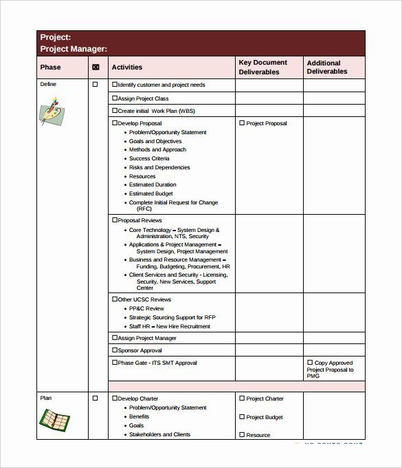 Project Management Checklist Template Luxury Checklist Template – 38 Free Word Excel Pdf Documents