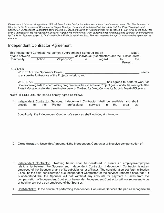 Project Management Contract Template Inspirational Medium to Size Template Project Manager Agreement